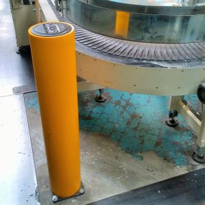 protection angle machine mur